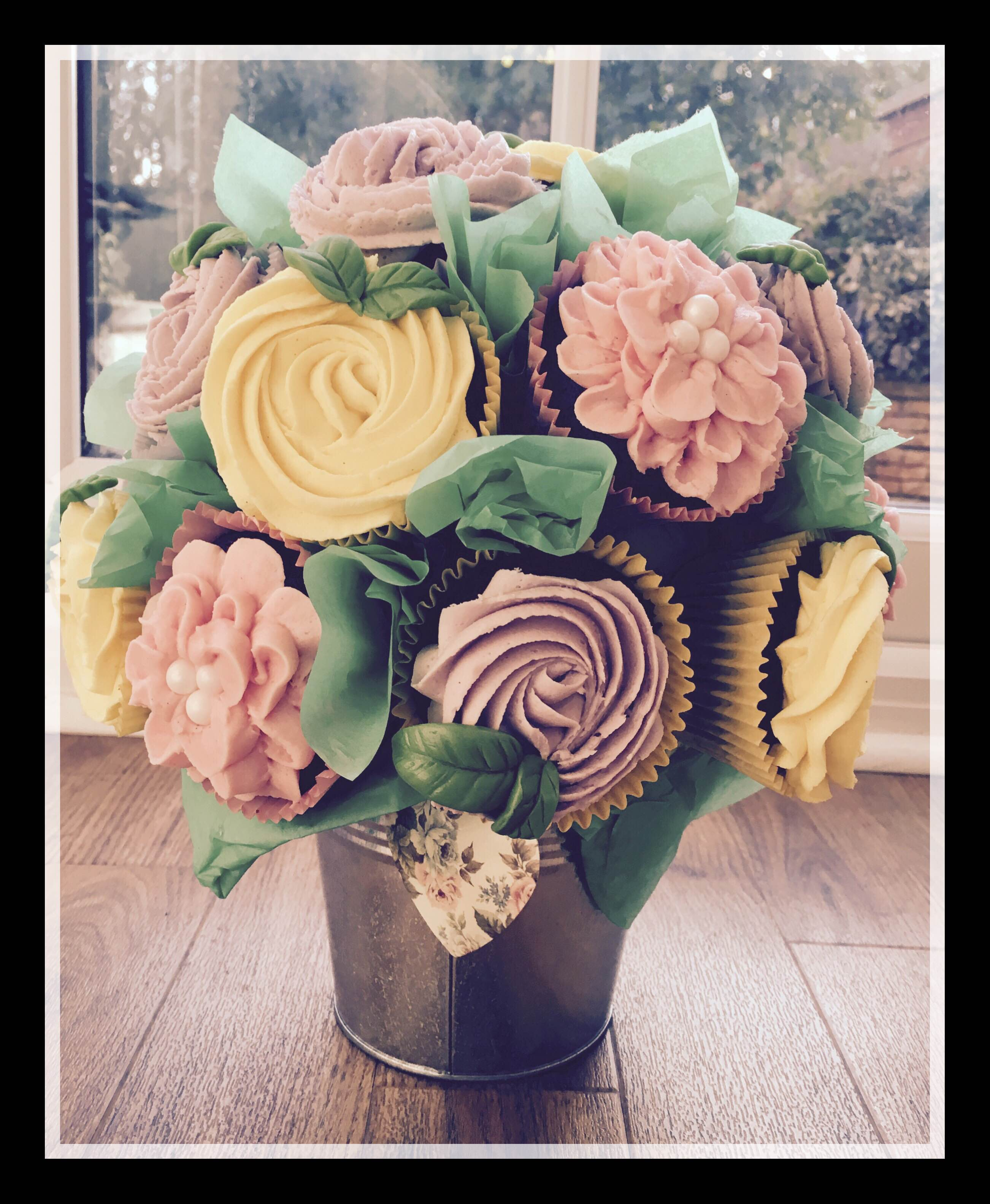 Request cupcake bouquet cupcake flower bouquets izmirmasajfo